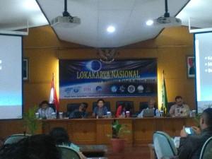Lokakarya Nasional, Lapan