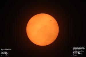 Sunspot 2529