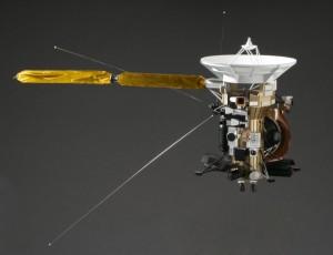 Cassini-Huygens spacecraft, c 2000.