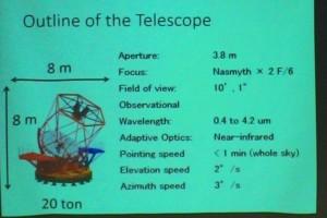 Teleskop di Observatorium Nasional