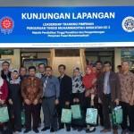 Kunjungan Rombongan Rektor dan Wakil Rektor PTM